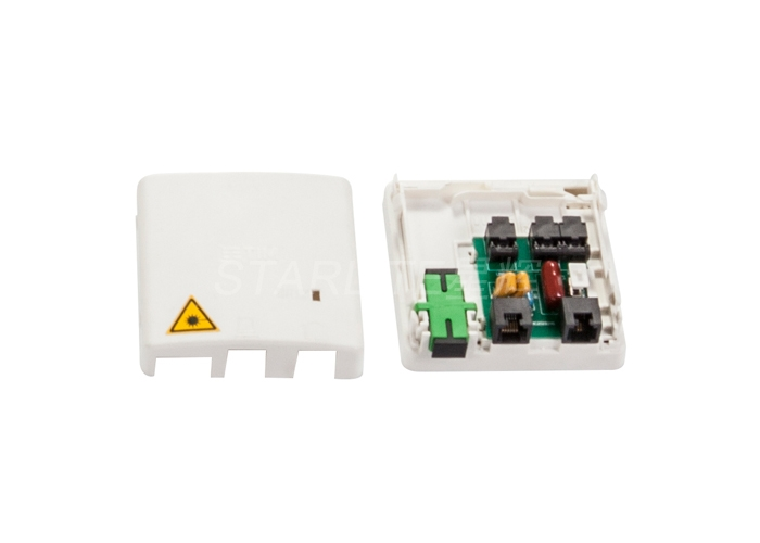 Optical cable connector box-6